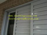 Portelli scorrevoli di alluminio eccellenti di prestazione dell'Suono-Isolamento e dell'Calore-Isolamento, portelli di vetro di scivolamento di alluminio di disegno dell'Europa,