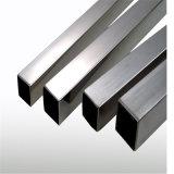 Pipe sans couture carrée d'acier inoxydable