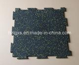 Многоточия зерна EPDM блокируя резиновый полового коврик/резиновый ковер