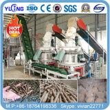 paille de 6t/H Chine/usine en bois de boulette en vente