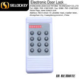 Замок электронной безопасности для строба и металлических дверей или обрамленных металлом дверей (LY09AT6A2)