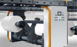 Máquina de revestimento superior branca do forro