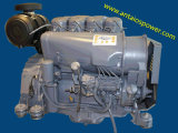 De Gekoelde Dieselmotor F4l913 van Deutz Lucht