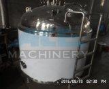 Réservoir de mélange revêtu de vapeur industrielle de nourriture d'acier inoxydable avec l'agitateur (ACE-JBG-9V)