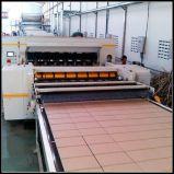 Máquina Máquina-Acanalada de pila de discos de la cartulina del cartón