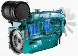 Motor diesel refrigerado por agua de Deutz (series del WP)