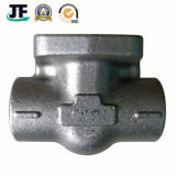 El molde del OEM parte el bastidor permanente del hierro del molde de la arena de la fundición para la válvula del bastidor