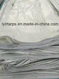 الصين أبيض بلاستيكيّة مشمّع وقاية تغذية, ينهى [ب] مشمّع وقاية صفح, مبلمر [ترب] تغذية, [ب] [ترب]