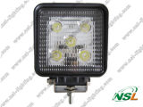 Square Auto 15W LED hors route Light, 4x4 lampe LED (NSL1505S-15W)