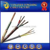 fil électrique résistant au feu de température élevée de 550deg c