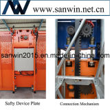Sc100FC choisissent l'élévateur de construction de cage avec le moteur d'ABB