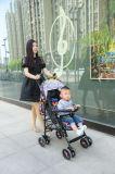 Babypram-Laufkatze-Baby-Spaziergänger mit Deckel