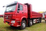 Sinotruck 8X4 371HP 31トンのHOWOのトラック(ZZ3317N3567W)