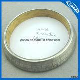 4 guarnizione del silenziatore di pollice 125*100*18 Asbestos+Iron