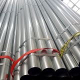 Tianjin에 있는 Pre-Galvanized Steel Round Pipe Manufacturer