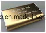 금속을%s 광섬유 Laser 표하기 기계