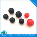 Molded Silicone Rubber Ball