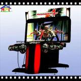 De Machine van het Spel van de Arcade van de simulatie voor het Ontspruiten van het Kanon