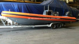 Guardacoste di Aqualand 30feet 9m Rib/Military Rigid Inflatable Boat (RIB900B)