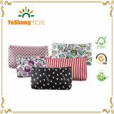 女性は装飾的な硬貨の携帯電話の構成の布の袋袋の財布の箱を防水する
