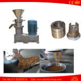 Edelstahl-Nahrungsmittelsesam-Pasten-Mandel-Erdnussbutter, die Maschine herstellt