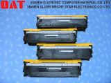 Compatible para Hpce740, Hpce741, Hpce742, Hpce743 cartucho de tóner de color