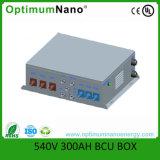 Batteria elettrica del bus imballata PWB di Pantent 540V 300ah LiFePO4 con BMS astuto
