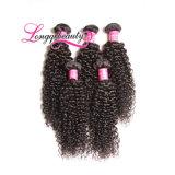 Волосы девственницы 100% людские Unprocessed малайзийские курчавые волнистые