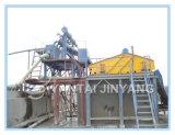 L'écran de asséchage à haute fréquence pour des produits de queue sèchent le débit, produits de queue de mine Eau-Faisant un cycle le système