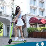 motorino elettrico dell'equilibrio di auto delle 2 rotelle 250W di mobilità della pinsa pieghevole della valvola a farfalla