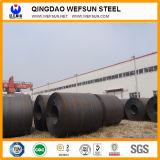 Preço laminado a alta temperatura da chapa de aço de China