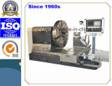 Torno horizontal de la alta calidad de China del norte para el molde de torneado del neumático (CK64160)