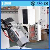 Router de pedra de madeira do CNC da máquina de gravura 4axis da fatura de gabinete da cozinha