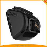 4K Dual câmera com WiFi, G-Sensor do carro da câmera, GPS, gravação do laço. Sobre o carro de advertência DVR da velocidade