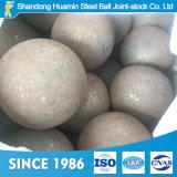 セメントおよび鉱山のための75mmの身につけられる粉砕の鋼球