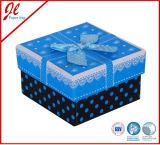 Caixa de empacotamento elegante cor-de-rosa/caixa de presente de papel/caixa de presente/caixa de papel/com ímã