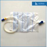 Стерильный устранимый мешок дренажа с клапаном поворота закрутки