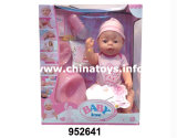 Il Plastic Toys Doll con Relieve Oneself&Urine (952633)
