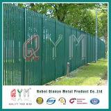 庭または鋼鉄柵の道の塀の障壁のための障壁を囲う鋼鉄柵