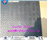 Qualitäts-Pferden-beständiges Matten-Gummischwarz-Gummimatte für Pferden-Entwässerung-Gummimattenstoff-Tiergummimatten-Tiergummimatte
