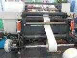 Découpeuse large et Rewinder de machine de découpage de papier d'aluminium de roulis de Rtfq-2100b