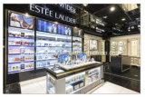 Étalage cosmétique acrylique personnalisé d'étalage, kiosque neuf de Cosmtic