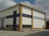 Gut entworfenes helles Stahlkonstruktion-Werkstatt-Gebäude (KXD-SSB1089)