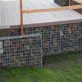 ステンレス鋼の六角形のGabionボックス網