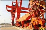 Grue de portique sur rail portative de conteneur de constructeur professionnel de la Chine