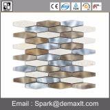 壁/水円形浮彫りの床の装飾のための大理石の石造りのモザイク