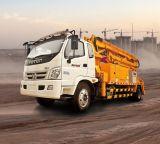caminhão da bomba concreta do caminhão de 25m 28m 32m 37m 48m