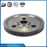 OEM Aangepaste Toestel van de Ring van het Roestvrij staal van CNC die het Deel van het Roestvrij staal machinaal bewerken