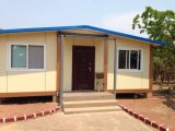 Modular Foldable House Built em Ghana para Motel - Md2016031201