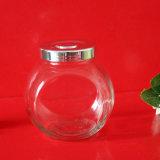 frasco da especiaria dos recipientes da especiaria 50ml/100ml com tampa do metal